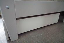 Ящик под односпальной кроватью